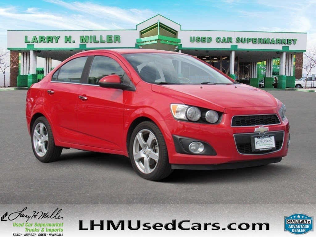 Chevrolet Sonic Repair Manual: Restraints Control