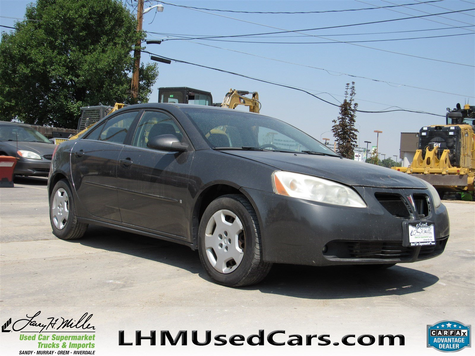 Pre Owned 2006 Pontiac G6 6 Cyl 4dr Car in Sandy R3732B