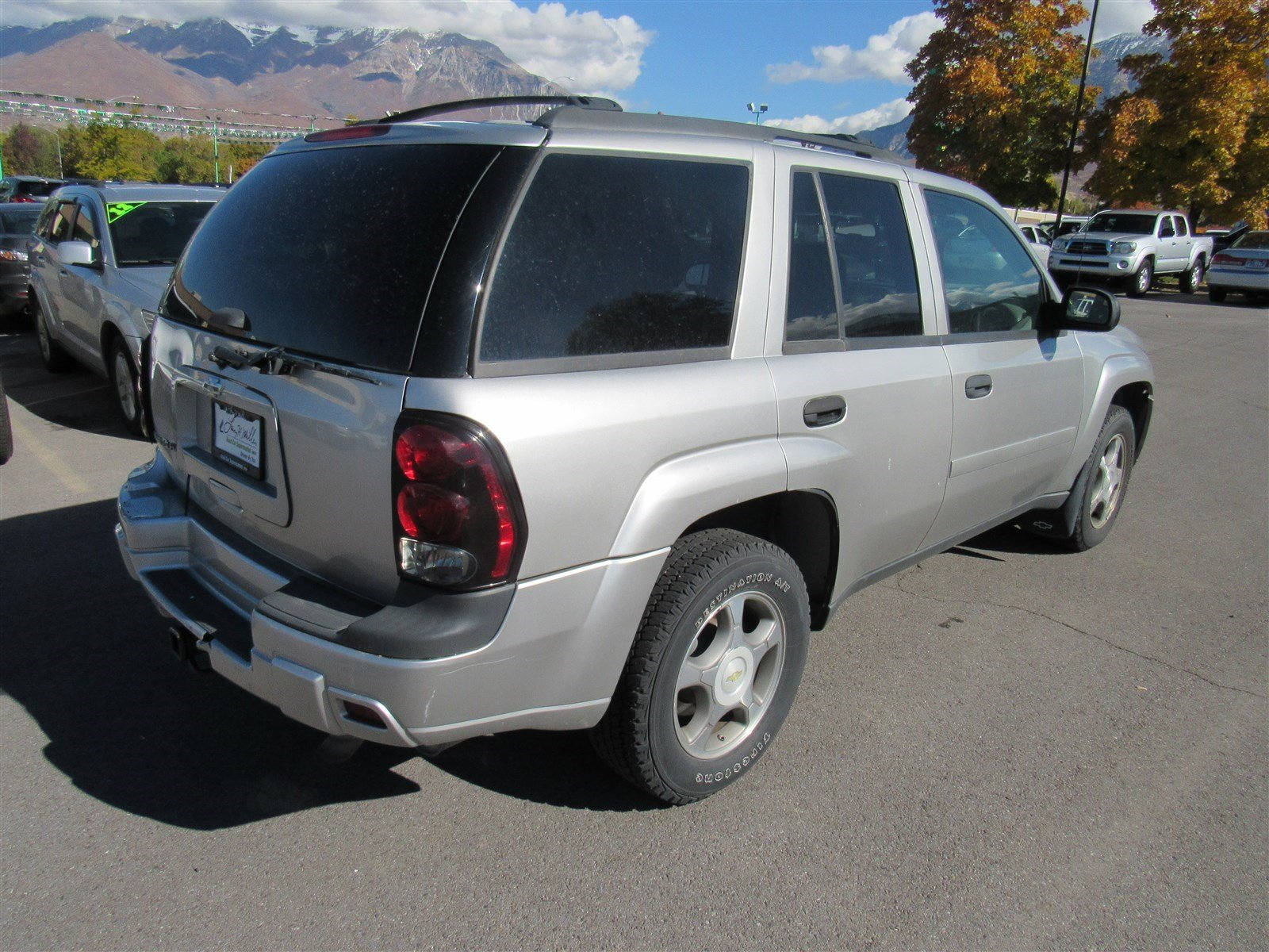 Pre Owned 2007 Chevrolet TrailBlazer LS Sport Utility in Orem