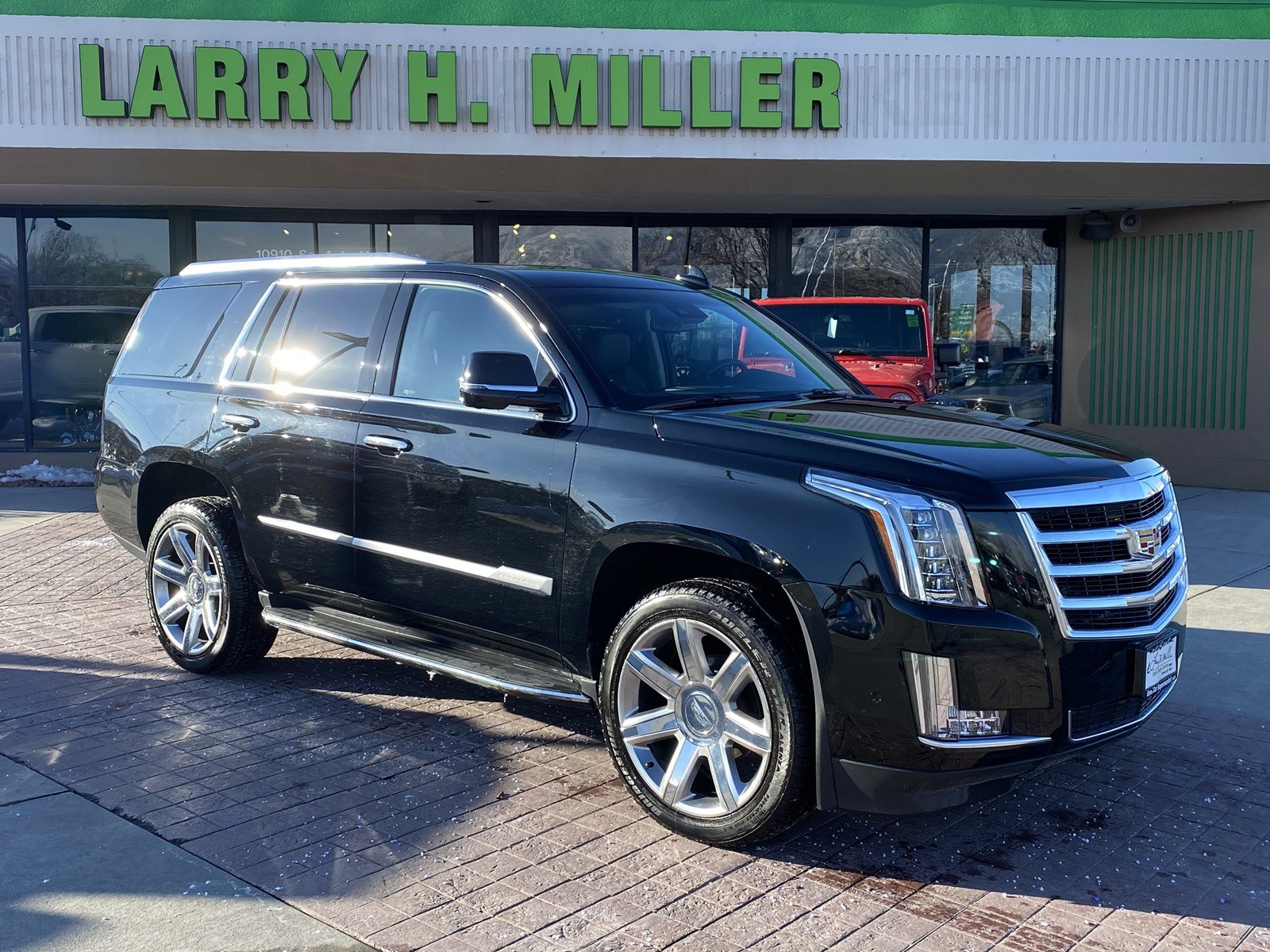 Pre-Owned 2020 Cadillac Escalade Luxury