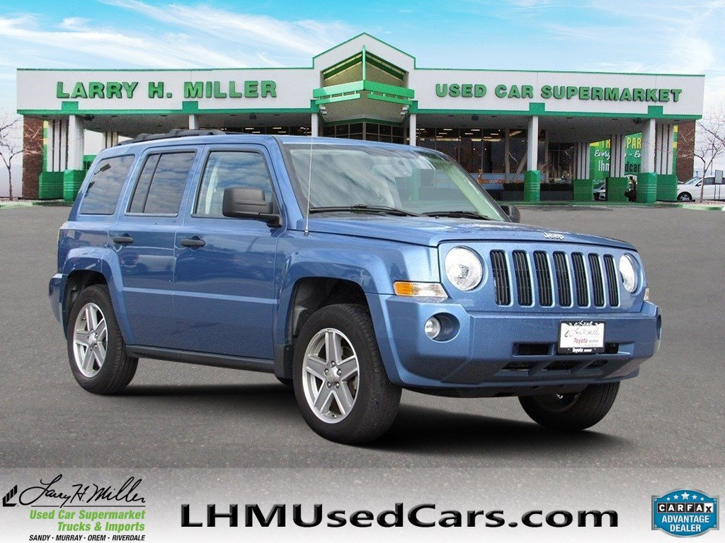 Pre Owned 2007 Jeep Patriot Sport
