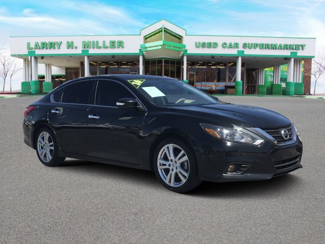 2016 Nissan Altima 3.5 Sl >> Pre Owned 2016 Nissan Altima 3 5 Sl Fwd 4dr Car