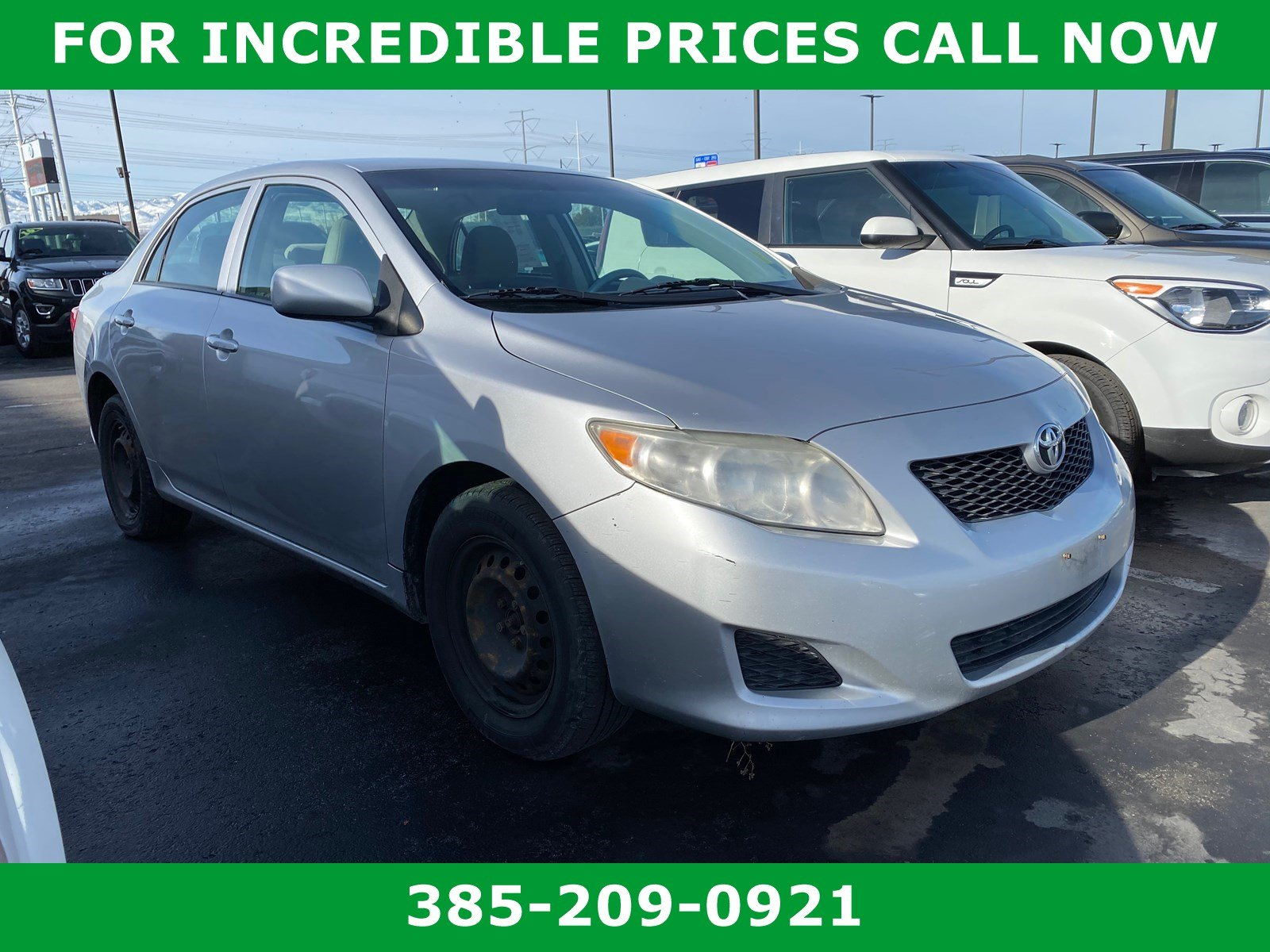 Pre-Owned 2009 Toyota Corolla LE