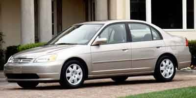 Image result for 2001 honda civic sedan