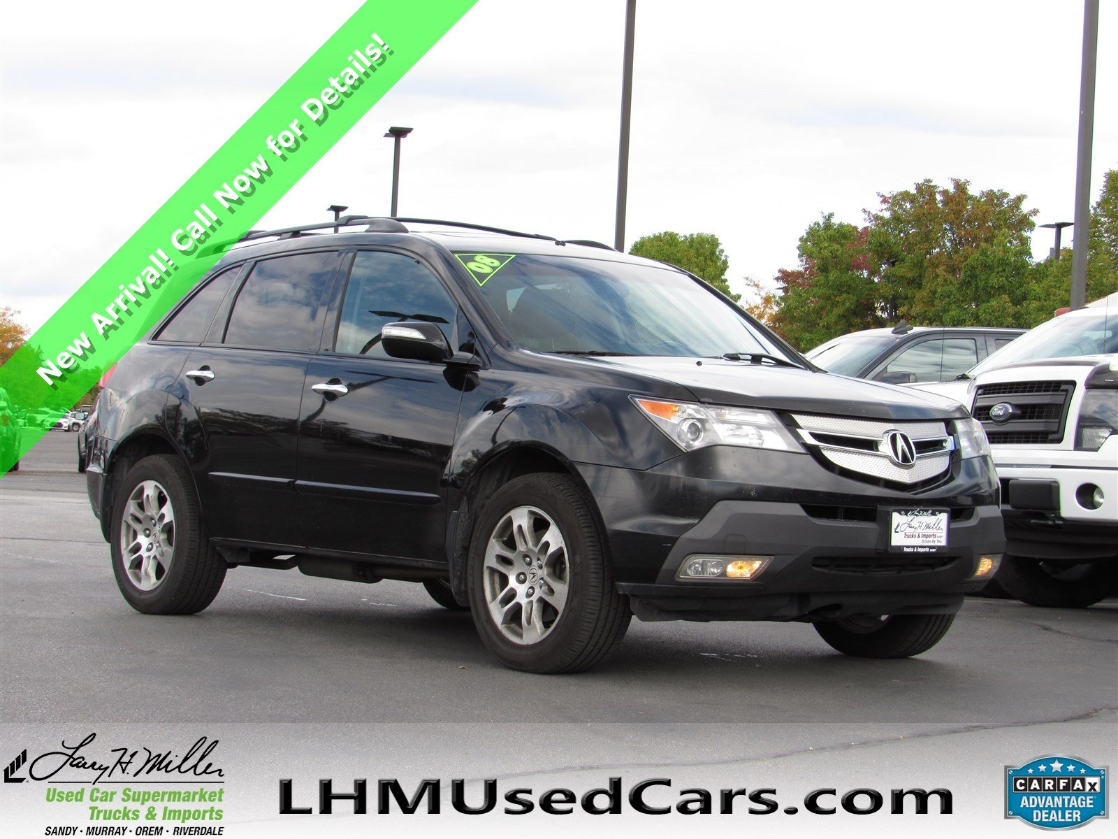 PreOwned Acura MDX Tech Pkg Sport Utility In Murray B - Acura mdx used cars