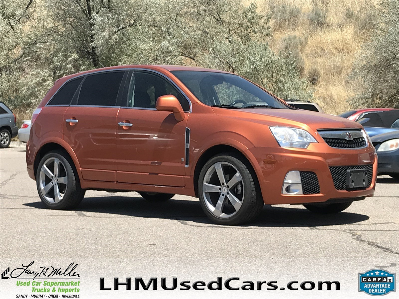 Pre Owned 2008 Saturn VUE Red Line