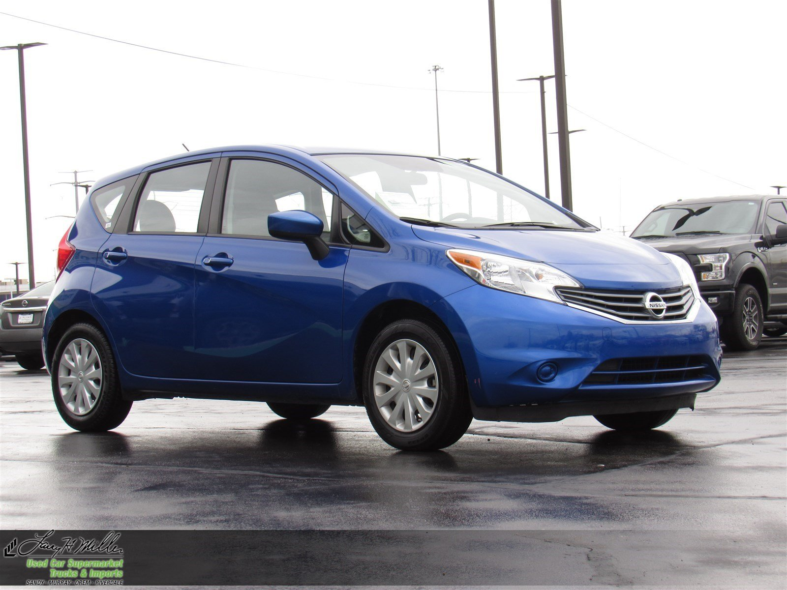 pre owned 2015 nissan versa note s plus hatchback in. Black Bedroom Furniture Sets. Home Design Ideas