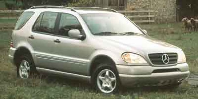 Pre-Owned 2000 Mercedes-Benz M-Class