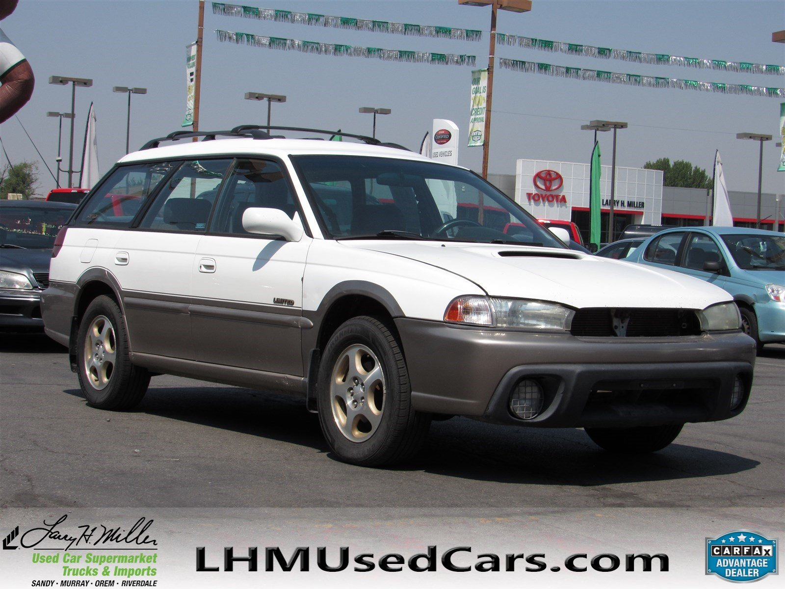 Pre Owned 1999 Subaru Legacy Wagon Station Wagon in Murray M7883A