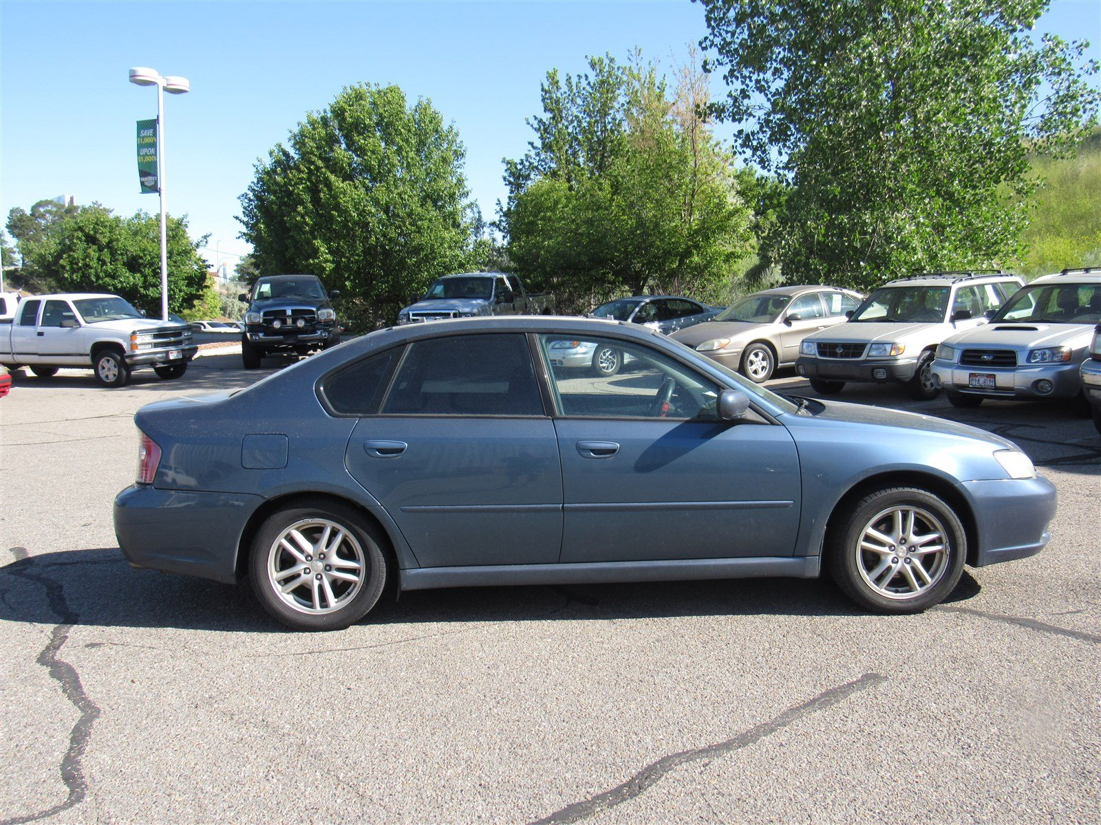 Pre owned 2005 subaru legacy sedan i 4dr car in murray x2918a pre owned 2005 subaru legacy sedan i vanachro Image collections