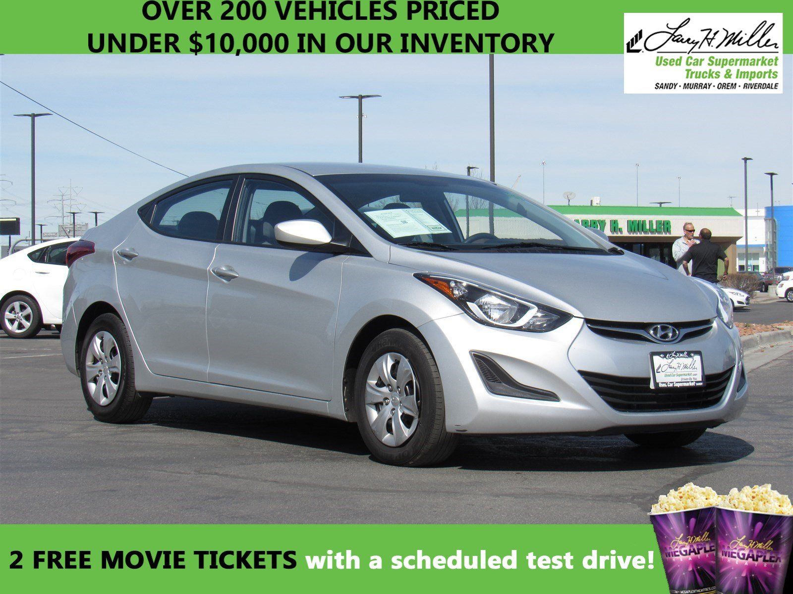 Buy Used Hyundais in Sandy