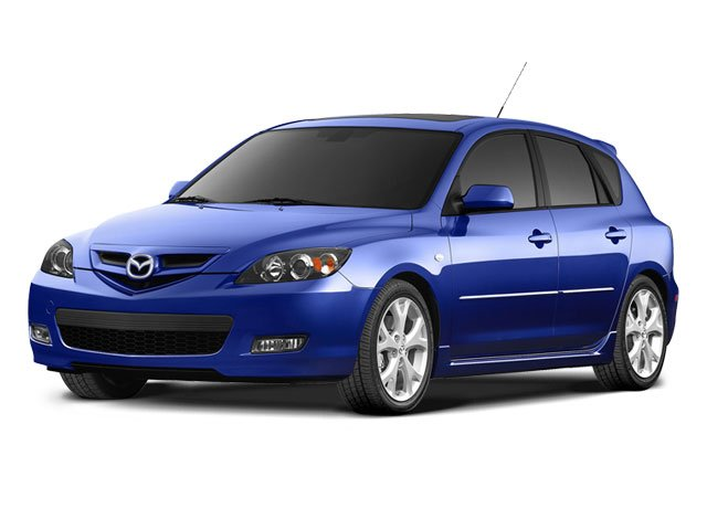 Pre-Owned 2008 Mazda3 Mazdaspeed3 GT *Ltd Avail*
