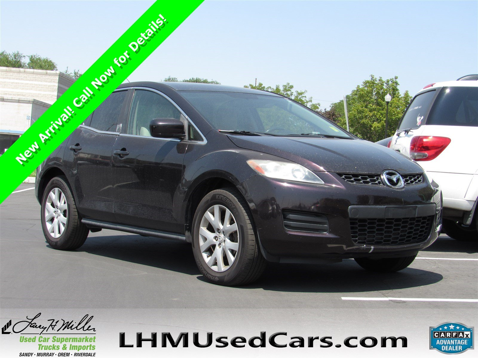 Exceptional Pre Owned 2007 Mazda CX 7 Sport