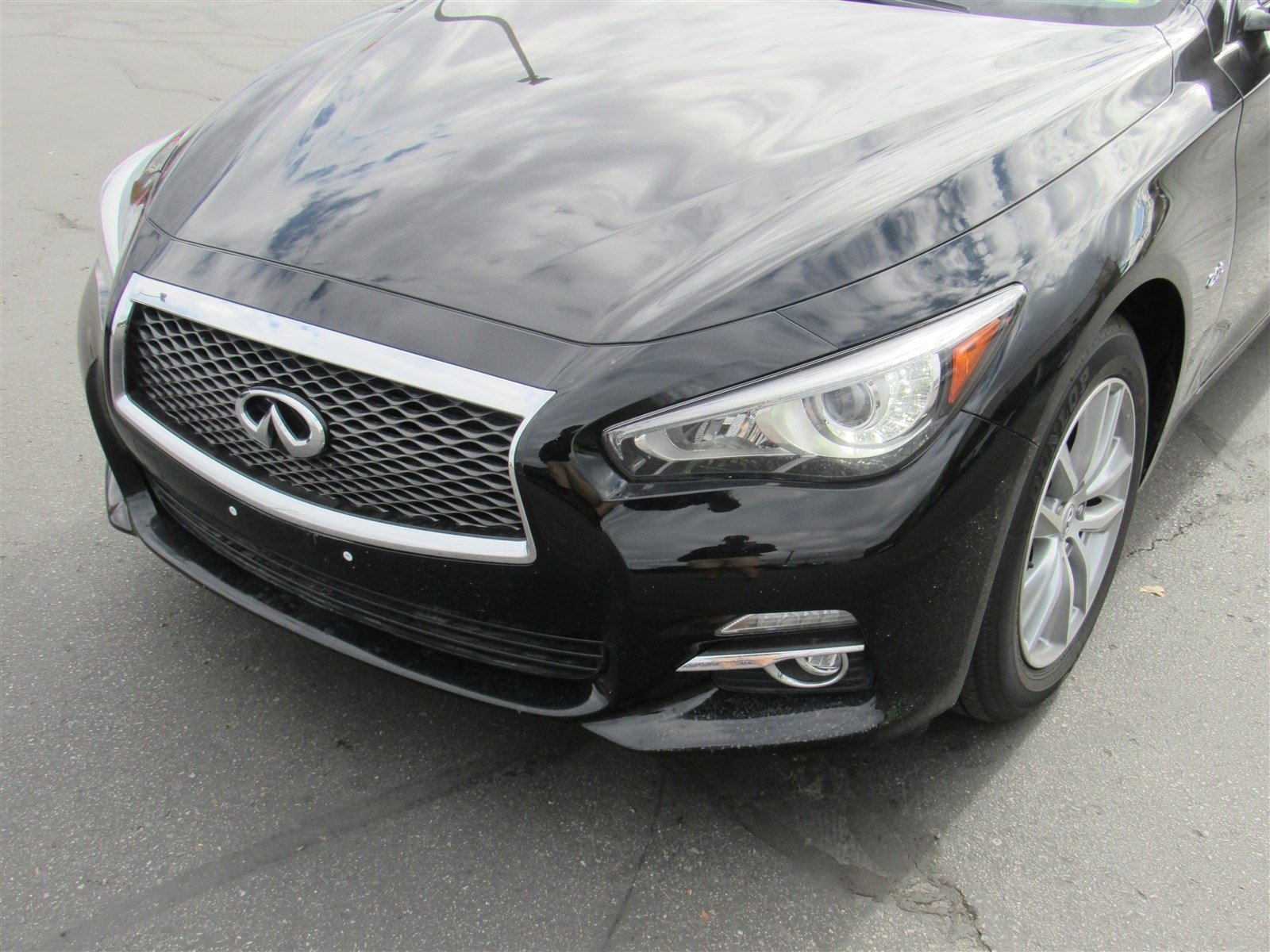 Pre Owned 2016 Infiniti Q50 2 0t Base 4dr Car In Sandy