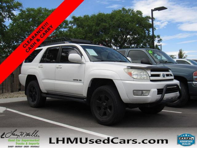 Pre-Owned 2005 Toyota 4Runner Limited