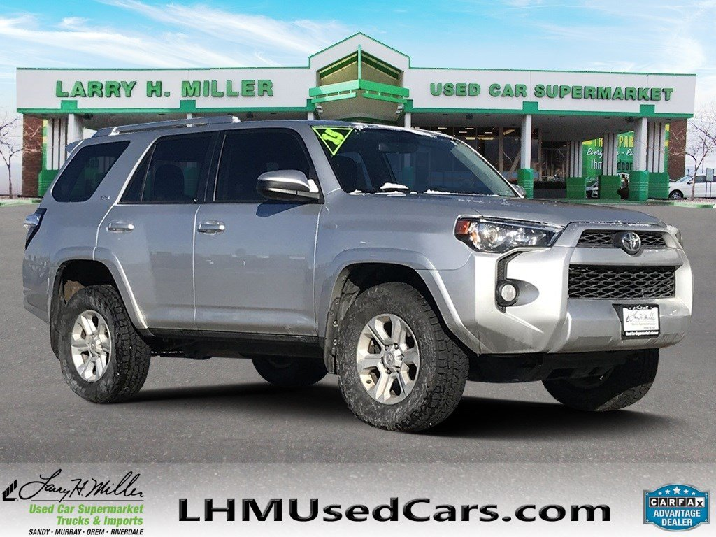 pre-owned 2015 toyota 4runner sport utility in sandy #x4100