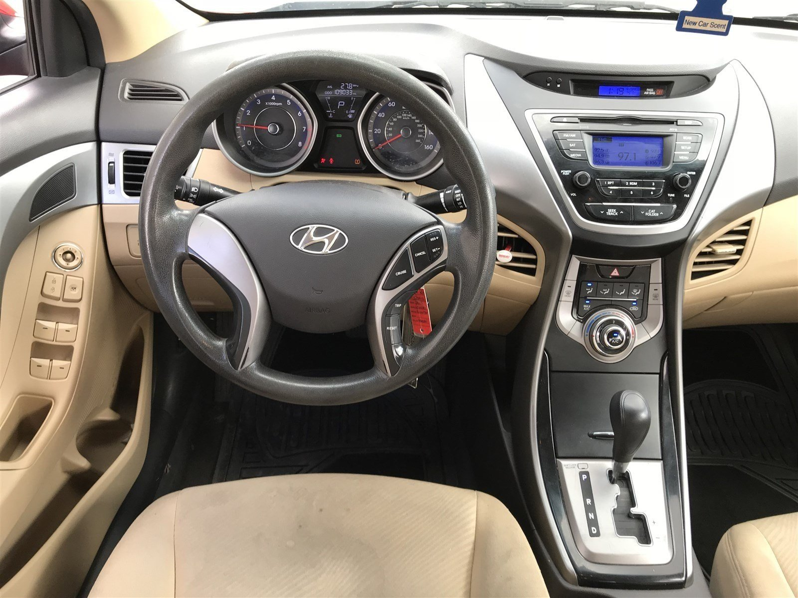 Pre-Owned 2013 Hyundai Elantra GLS 4dr Car in Sandy #X3229B ...