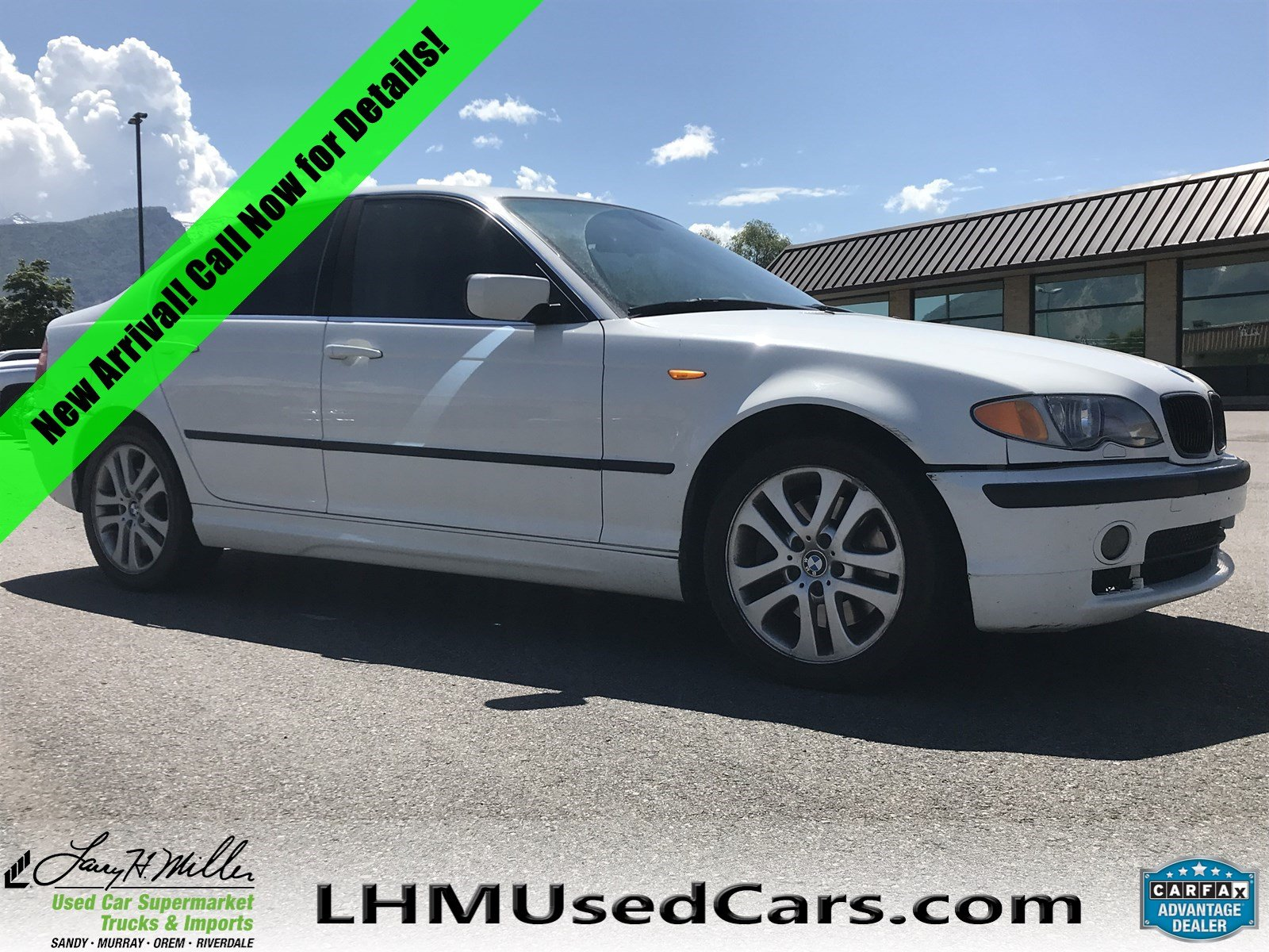 best service b1c84 a15f5 Pre-Owned 2002 BMW 3 Series 330xi