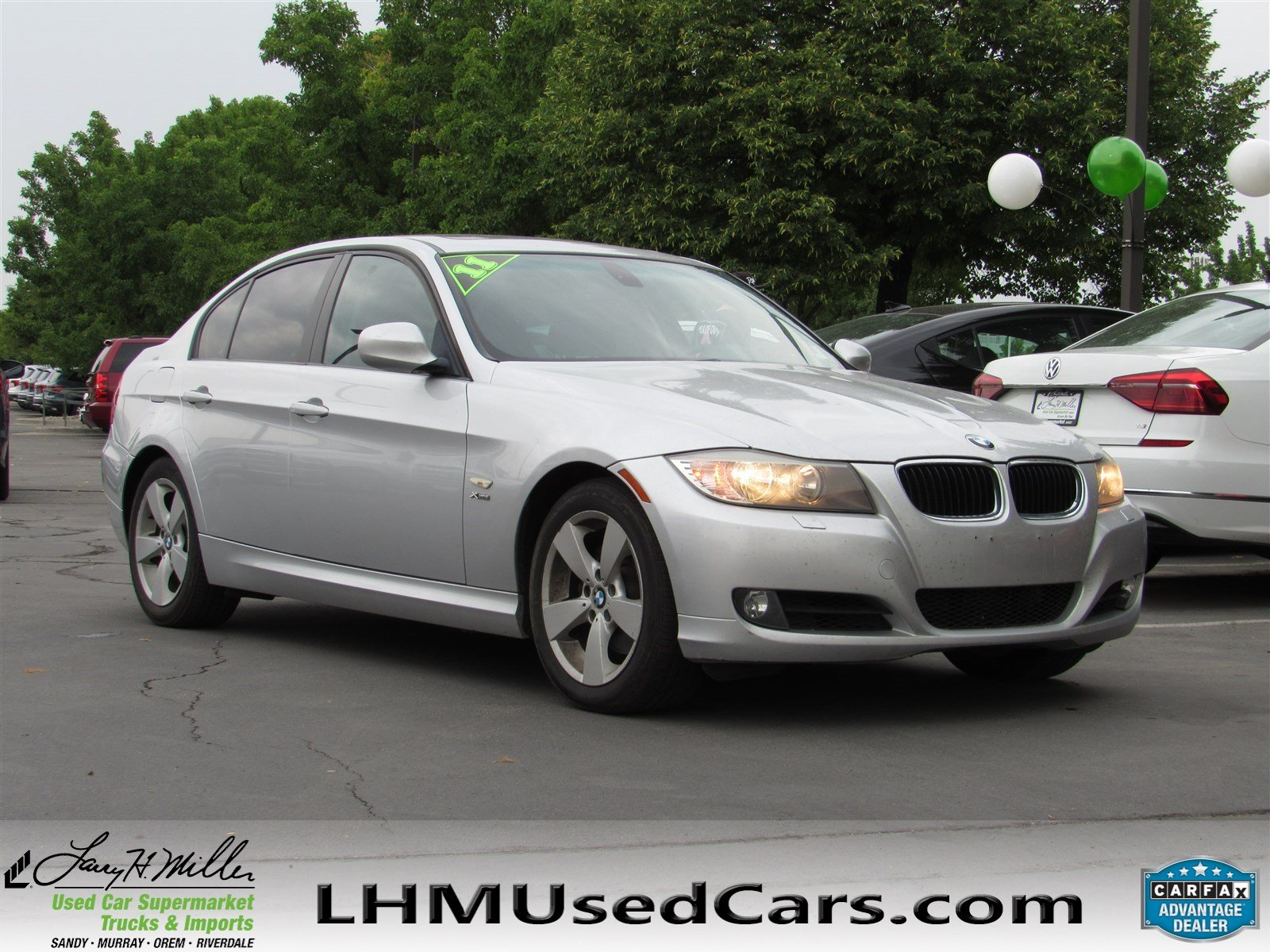 Pre Owned 2011 BMW 3 Series 328i xDrive 4dr Car in Orem B4229B