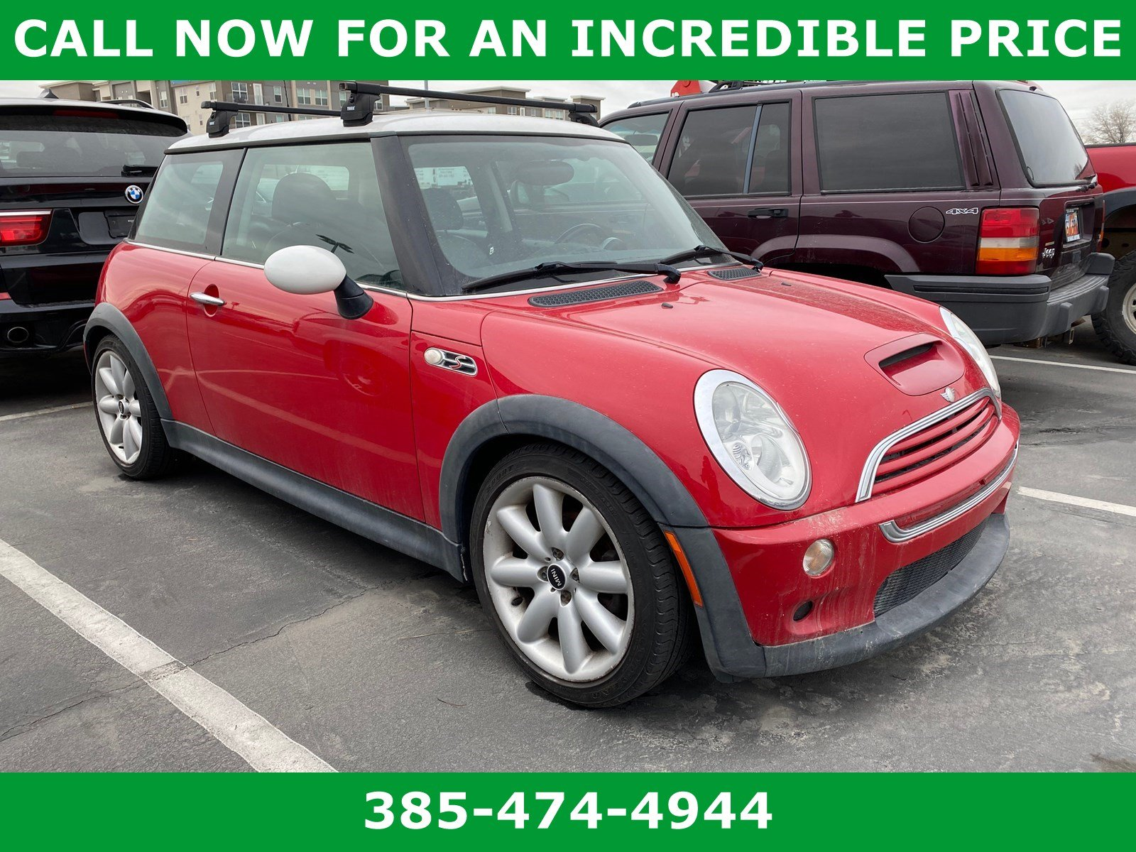 Pre-Owned 2004 MINI Cooper Hardtop S