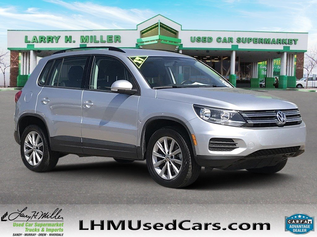 Pre Owned 2017 Volkswagen Tiguan Limited Sport Utility In Sandy