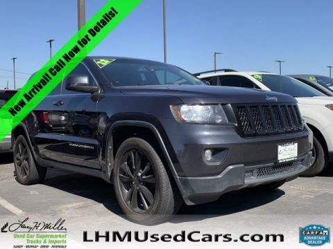 Pre-Owned 2012 Jeep Grand Cherokee Laredo Altitude