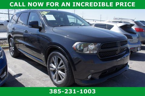 Pre-Owned 2013 Dodge Durango R/T