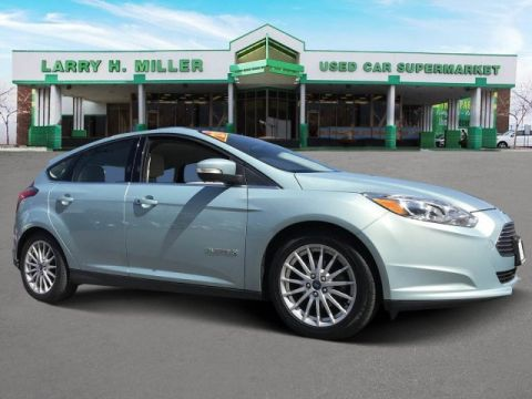 Pre-Owned 2013 Ford Focus Electric ELEC
