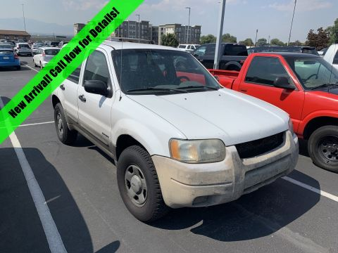 Pre-Owned 2001 Ford Escape XLS