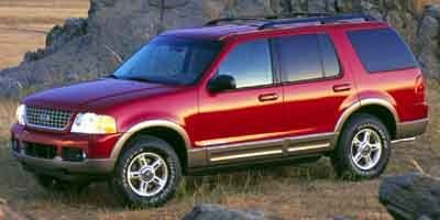 Pre-Owned 2002 Ford Explorer Limited