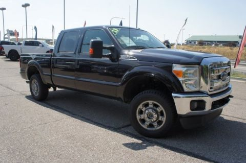Pre-Owned 2013 Ford Super Duty F-250 SRW XLT