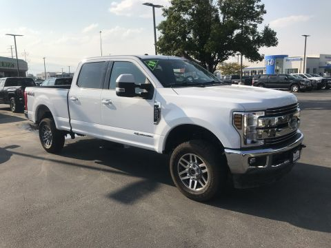 Pre-Owned 2018 Ford Super Duty F-250 SRW XL