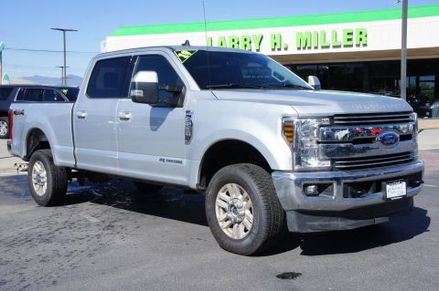 Pre-Owned 2019 Ford Super Duty F-250 SRW Limited