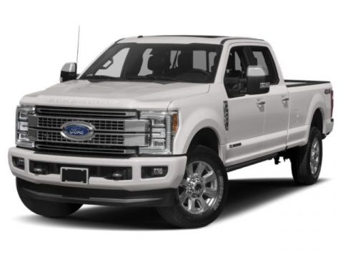 Pre-Owned 2018 Ford Super Duty F-250 SRW