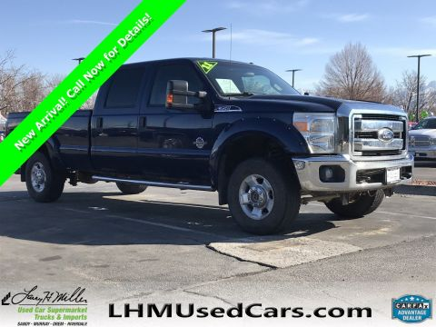 Pre-Owned 2011 Ford Super Duty F-350 SRW