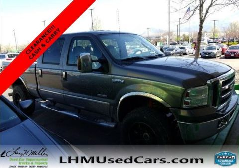 Pre-Owned 2007 Ford Super Duty F-350 SRW