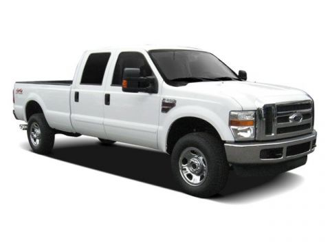Pre-Owned 2009 Ford Super Duty F-350 SRW