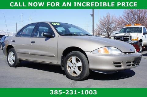 Pre-Owned 2000 Chevrolet Cavalier LS
