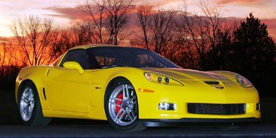 Pre-Owned 2006 Chevrolet Corvette Z06