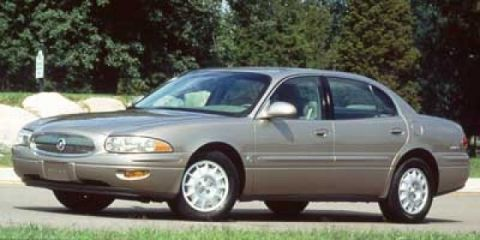 Pre-Owned 2001 Buick LeSabre Limited