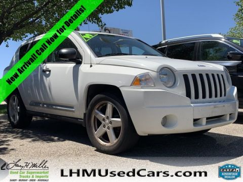 Pre-Owned 2009 Jeep Compass Limited