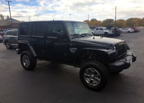 Pre-Owned 2009 Jeep Wrangler Unlimited Sahara