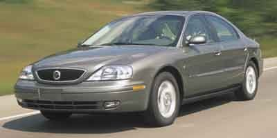 Pre-Owned 2002 Mercury Sable GS