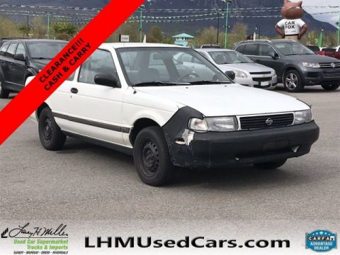 Pre-Owned 1993 Nissan Sentra