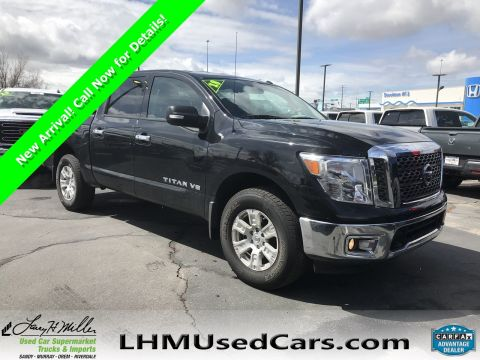 Pre-Owned 2018 Nissan Titan