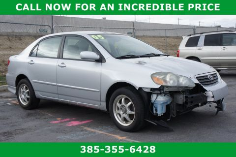 Pre-Owned 2005 Toyota Corolla LE