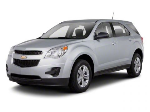 Pre-Owned 2010 Chevrolet Equinox LT w/1LT