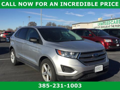 Pre-Owned 2017 Ford Edge SE