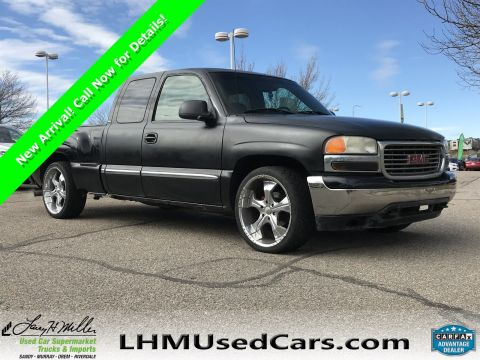 Pre-Owned 2000 GMC New Sierra 1500 SLE
