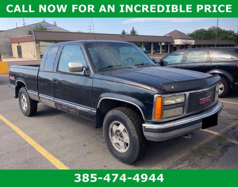 Pre-Owned 1992 GMC Sierra 2500 Base